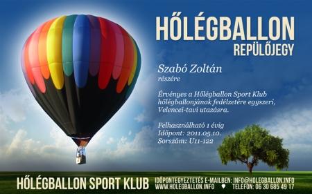 Hőlégballon | hőlégballonozás